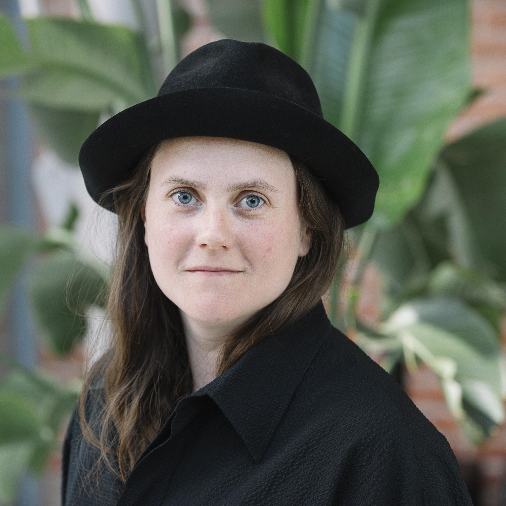 Portrait of Florence Gagnon
