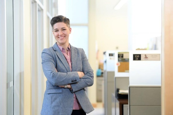 Jasmine Walsh, <br> Assistant Vice-President, Human Resources,<br> Dalhousie University