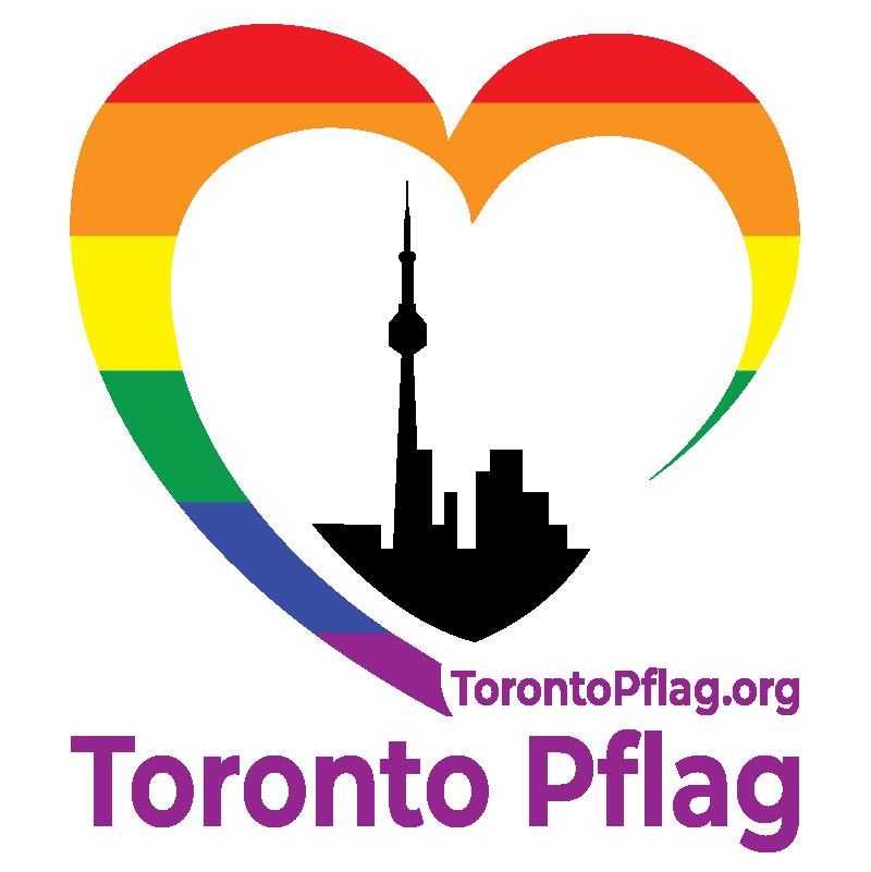 Toronto Pflag Logo
