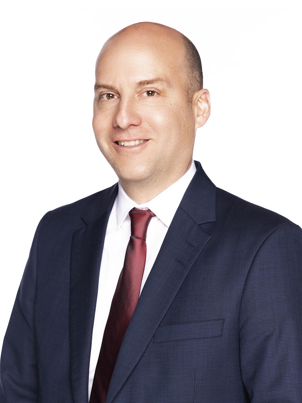 Michel Lalonde <br/> Vice-président corporatif aux ressources humaines