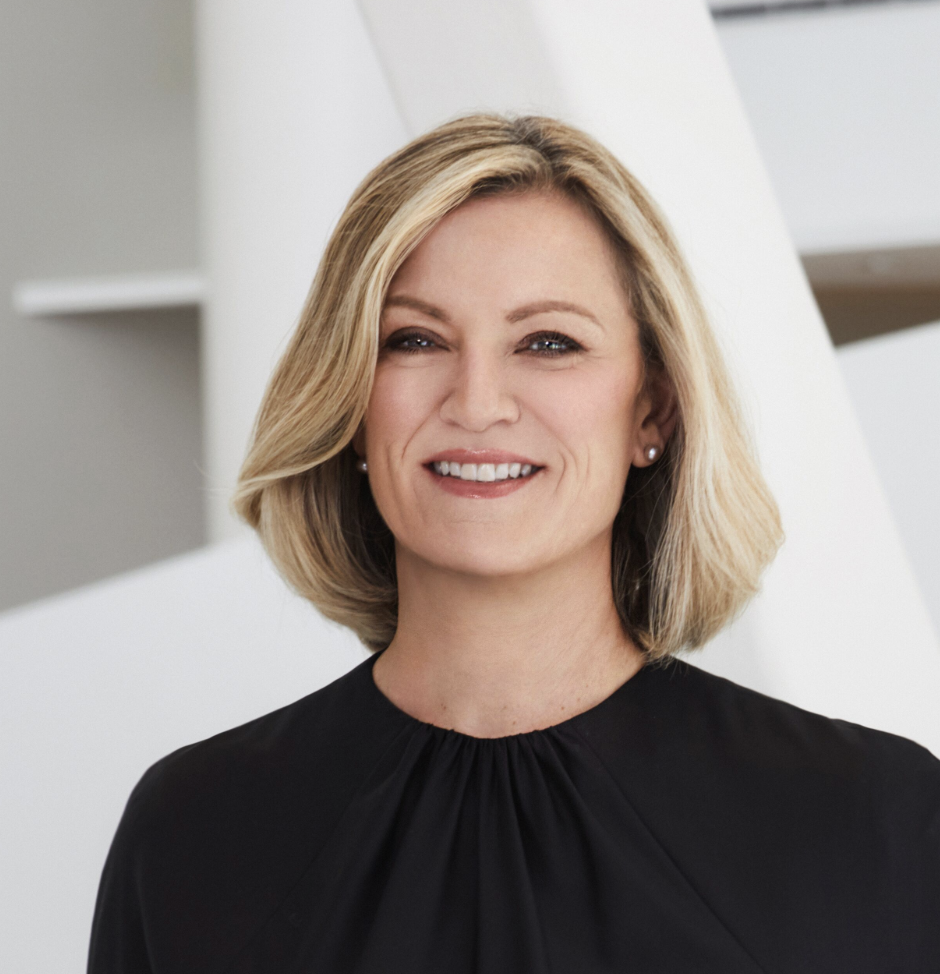 Heather McPherson<br/> President and CEO