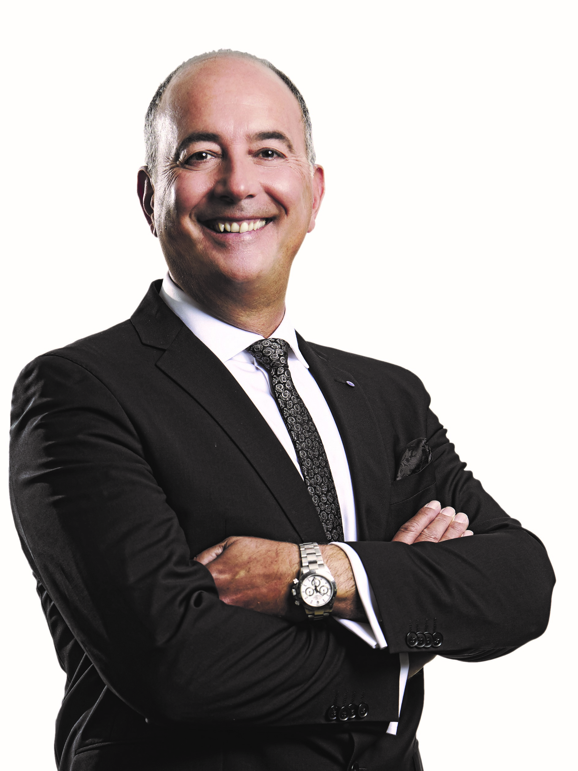 <hr></hr> Emilio B. Imbriglio <br>President and CEO <br>Raymond Chabot Grant Thornton
