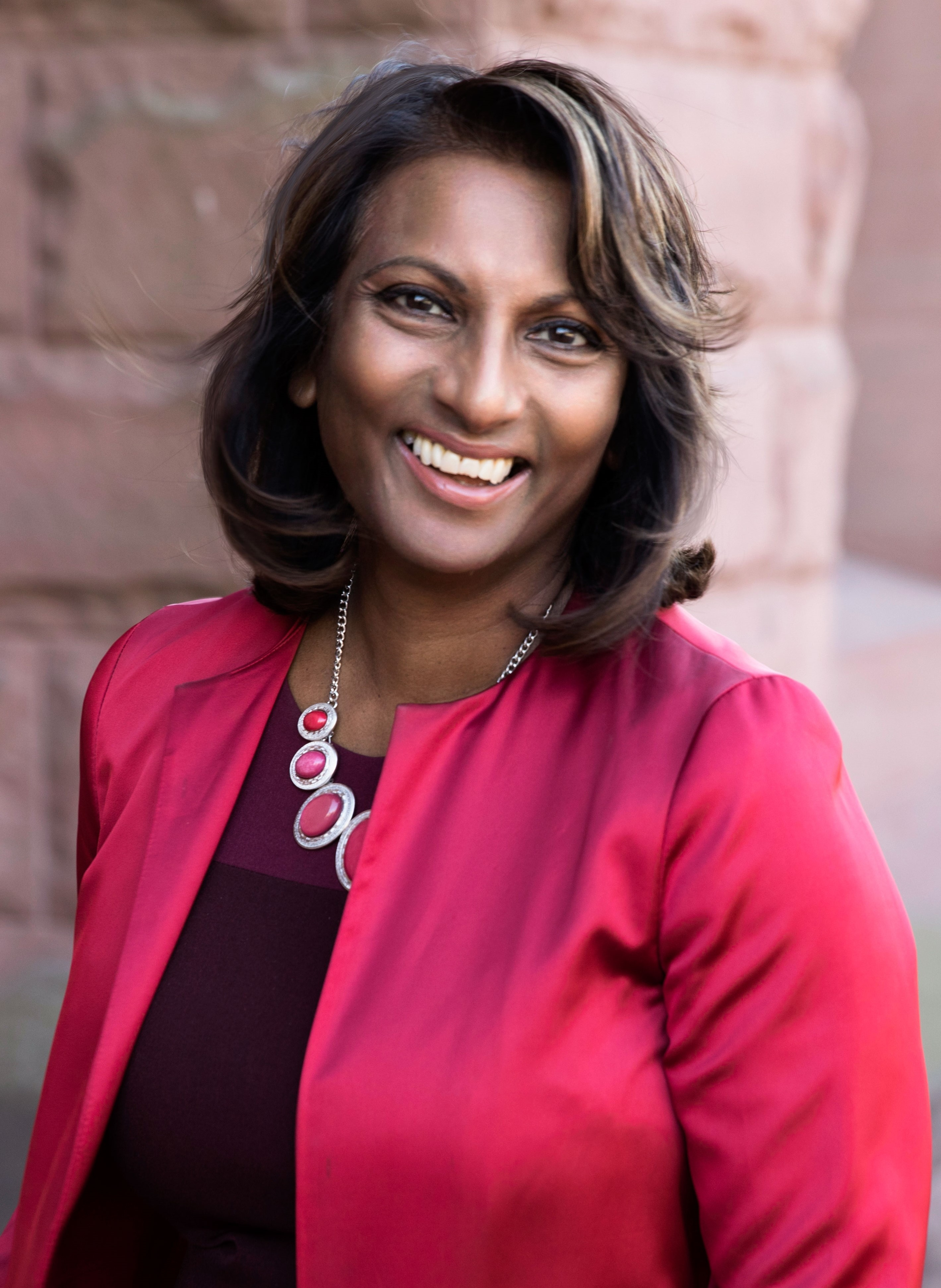 <hr></hr> Indira Naidoo-Harris <br>Assistant Vice President, Diversity and Human Rights <br>University of Guelph