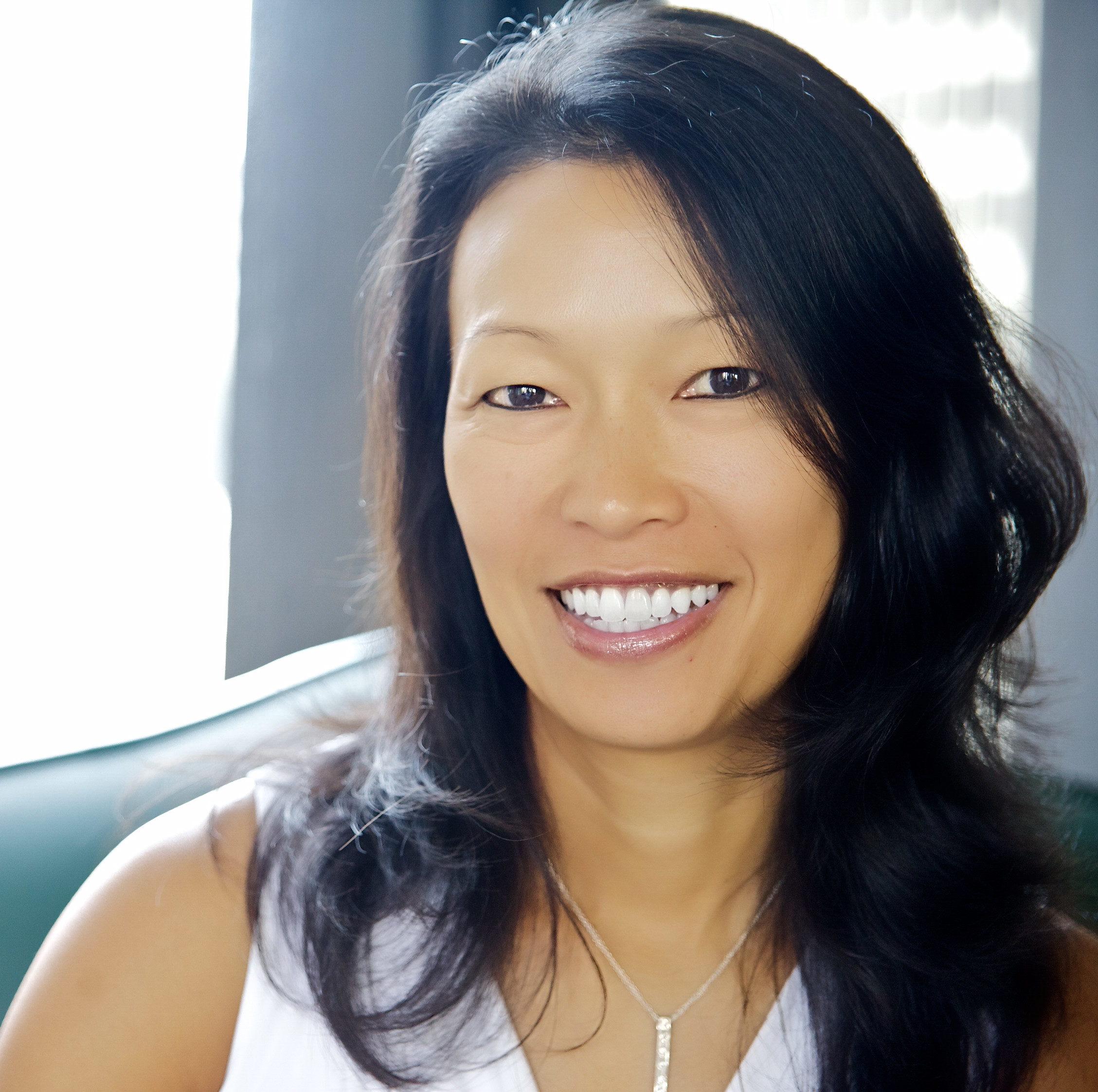 Sharon Chung Portrait