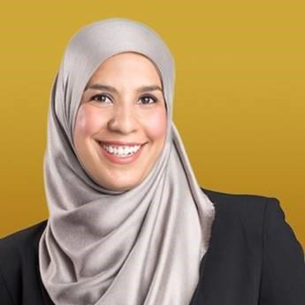 <hr></hr>Nabeela Ixtabalan <br>Executive VP, People Division & Corporate Affairs <br>Walmart Canada