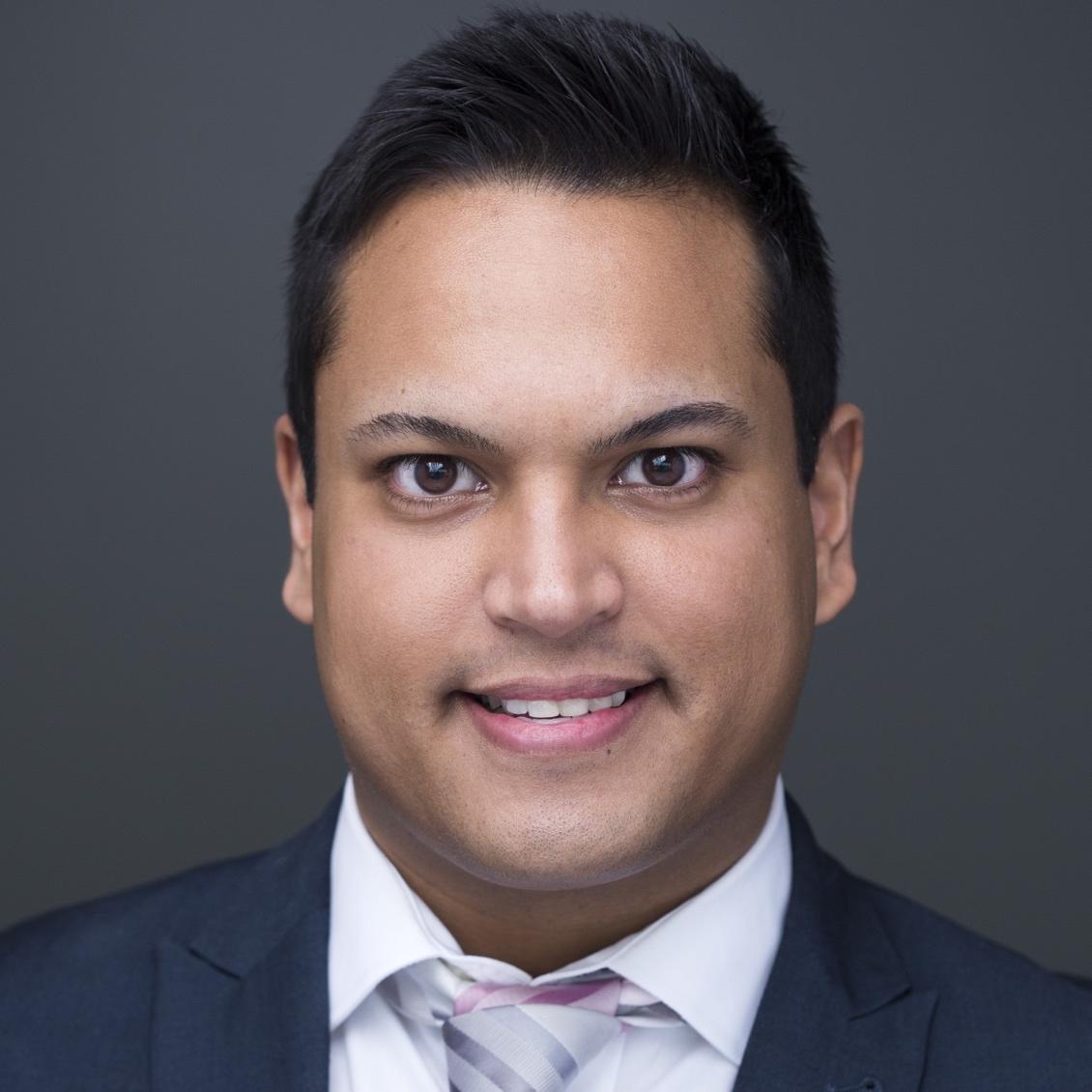 <hr></hr>Bryan Sachdeva <br>Vice President, Executive Sponsor for LGBTQ2IA+ Affinity Group <br>CGI