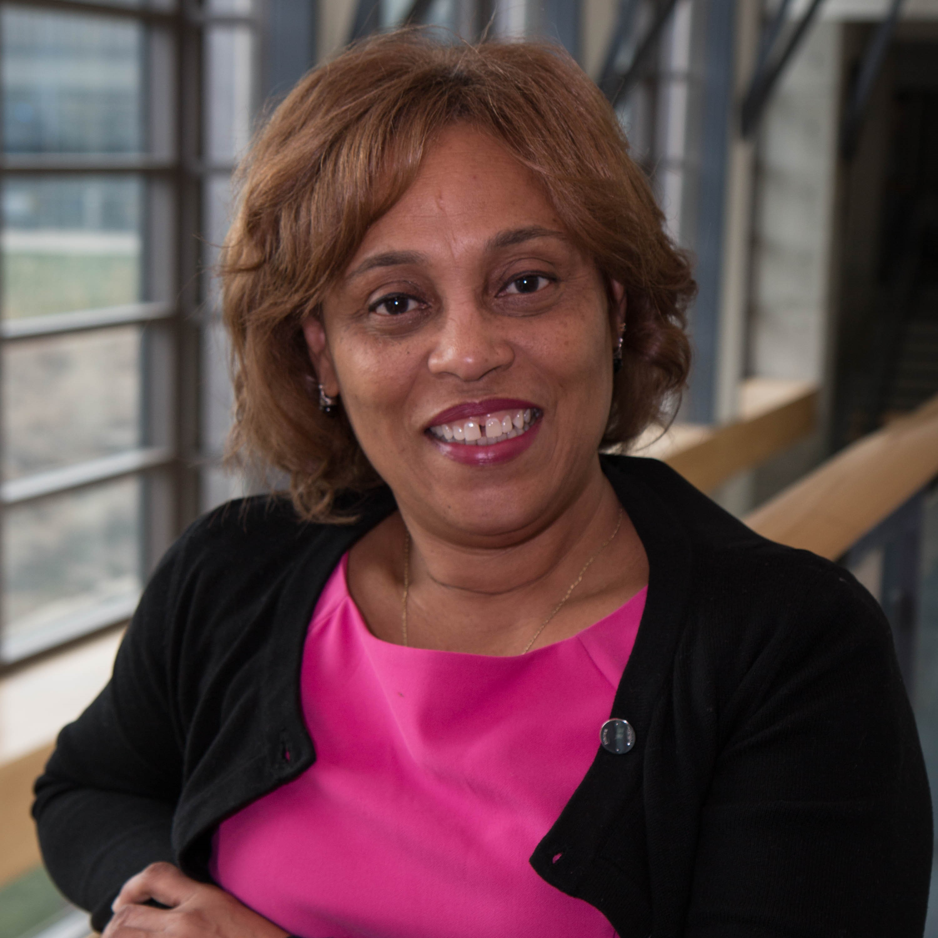 <hr></hr>Maxine Carter <br>Chief Equity & Inclusion Officer <br>Mohawk College